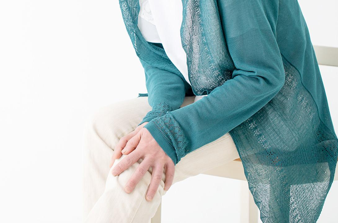 膝のエキスパートが診療